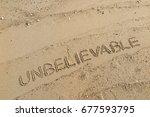 handwriting  words ...   Shutterstock . vector #677593795