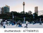 sydney  australia   june 30 ... | Shutterstock . vector #677606911