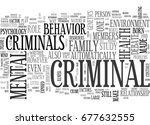 makes a criminal nature or... | Shutterstock .eps vector #677632555
