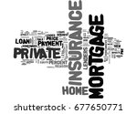 what is private mortgage... | Shutterstock .eps vector #677650771