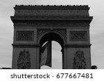 paris | Shutterstock . vector #677667481