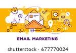 vector illustration of open... | Shutterstock .eps vector #677770024