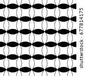 White Figures Tessellation...
