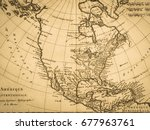 Old Map America