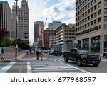baltimore  maryland  usa   july ... | Shutterstock . vector #677968597