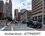 baltimore  maryland  usa   july ... | Shutterstock . vector #677968597