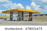 moscow region  russia   june ...   Shutterstock . vector #678031675
