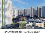 khimki  moscow region  russia   ...   Shutterstock . vector #678031684
