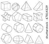 geometry | Shutterstock . vector #67814329