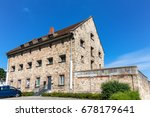 Old Prison In The Old Town Of...