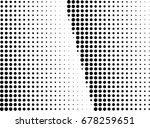 abstract halftone dotted... | Shutterstock .eps vector #678259651