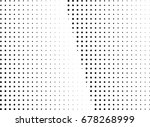 abstract halftone dotted... | Shutterstock .eps vector #678268999