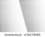 abstract halftone dotted... | Shutterstock .eps vector #678278485