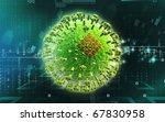 digital illustration of... | Shutterstock . vector #67830958