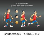 2d character for animation and... | Shutterstock .eps vector #678338419