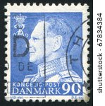 denmark   circa 1961  stamp...   Shutterstock . vector #67834384