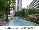 hong kong   october 22  2016 ...   Shutterstock . vector #678357925