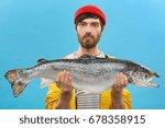 horizontal portrait of... | Shutterstock . vector #678358915