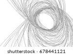 vector abstract background.... | Shutterstock .eps vector #678441121