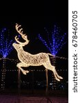 Illuminations Of Reindeer