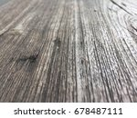 the wood from abandon barge has ... | Shutterstock . vector #678487111