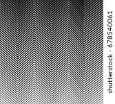 halftone lines background. line ... | Shutterstock .eps vector #678540061