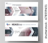business templates in hd format ... | Shutterstock .eps vector #678559651