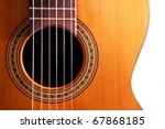 frontal close up image of... | Shutterstock . vector #67868185
