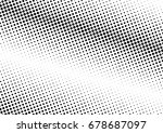 abstract halftone dotted...   Shutterstock .eps vector #678687097