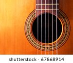Musical Background Image Of...