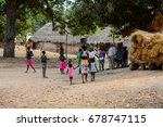 soga  guinea bissau   may 5 ... | Shutterstock . vector #678747115