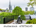 quebec city  canada   may 30 ... | Shutterstock . vector #678756145