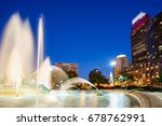 Swann Memorial Fountain In...