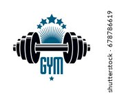 gym weightlifting and fitness