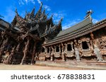chonburi  thailand   dec 28 ... | Shutterstock . vector #678838831
