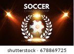 Sport Banner Template With...