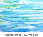 abstract watercolor background... | Shutterstock . vector #67896142
