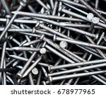 close up of carpentry shiny... | Shutterstock . vector #678977965