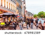 montreal  canada   may 27  2017 ... | Shutterstock . vector #678981589
