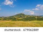 pietra di bismantova emilia... | Shutterstock . vector #679062889