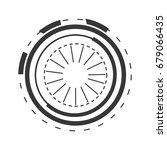 eyeball connection in the... | Shutterstock .eps vector #679066435