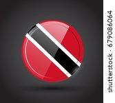 3d rendering of trinidad and...   Shutterstock .eps vector #679086064