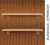 shelf | Shutterstock .eps vector #679086265