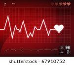 illustration depicting a graph... | Shutterstock . vector #67910752