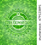 free download realistic green...