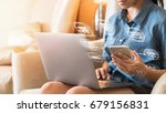internet of things   iot and... | Shutterstock . vector #679156831
