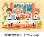 stock vector illustration...   Shutterstock .eps vector #679173631
