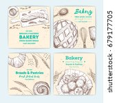bakery vector illustration.... | Shutterstock .eps vector #679177705