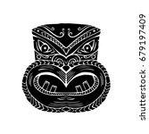 illustration of a new zealand... | Shutterstock . vector #679197409