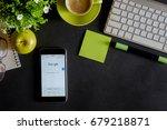 chiang mai thailand   july 17...   Shutterstock . vector #679218871